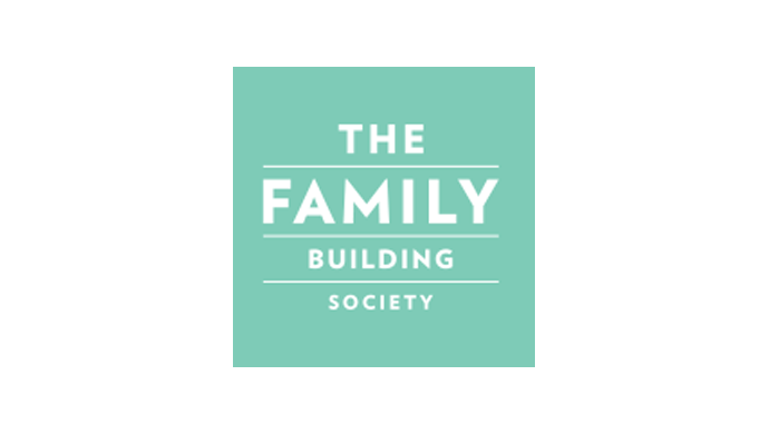 Logo for The Family Building Society who have worked with Trustmarque