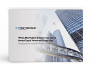 Image of Whitepaper about G-Cloud for the Public Sector