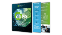 Image of GDPR report - meeting the general data protection regulation