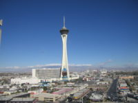 "Image of Stratosphere is Las Vegas for ""Trillion dollar market opportunity for Microsoft partners"" blog"
