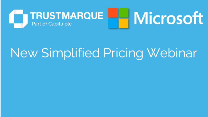 Image for New Simplified Pricing Webinar