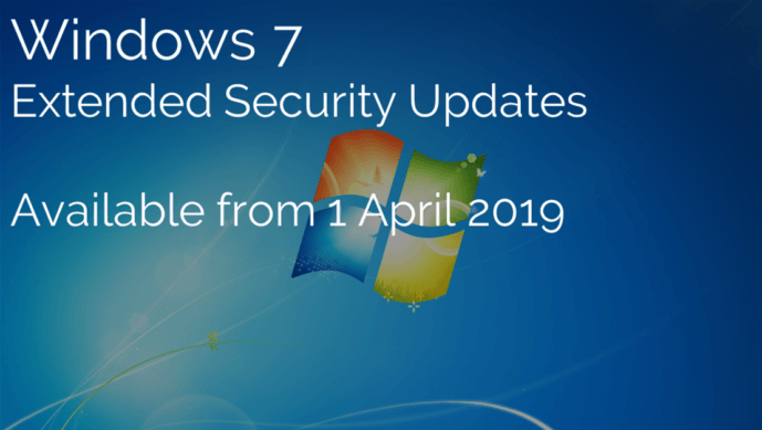 Windows 7 Extended Security Updates - Trustmarque