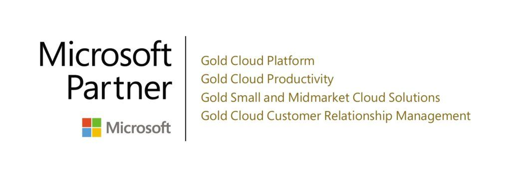 Microsoft gold competencies for cloud