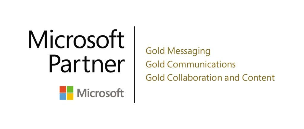 Microsoft Gold competencies for Comms