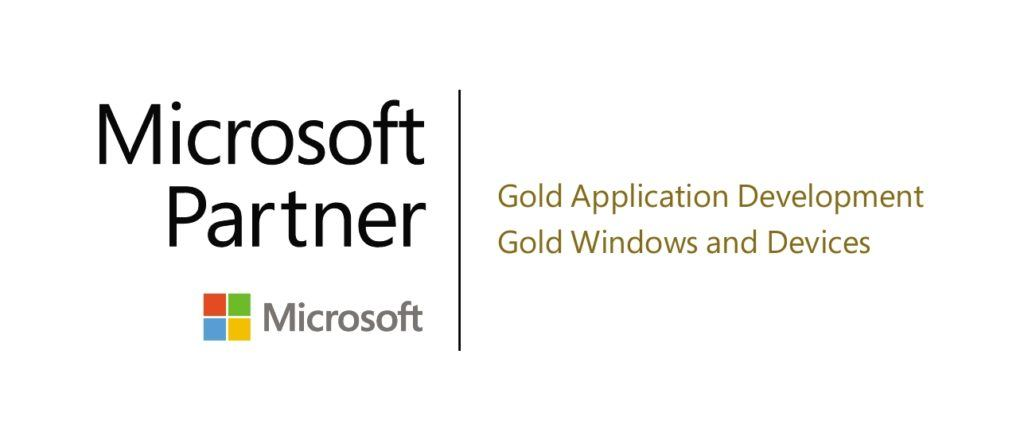 Microsoft Gold competencies forApps