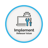 Implement - Release value