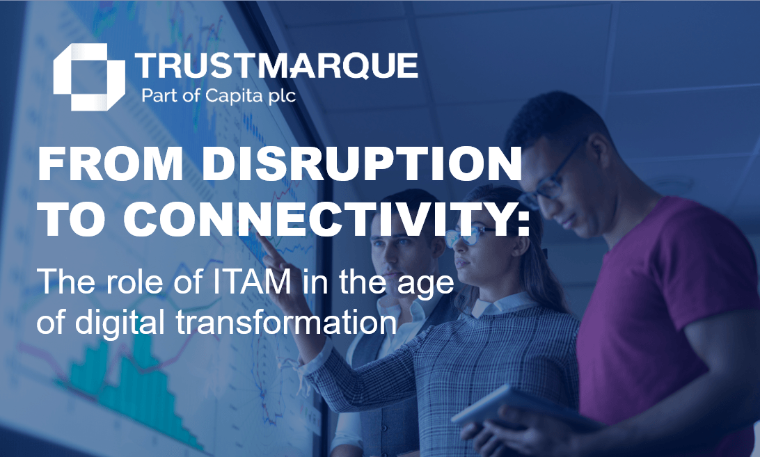 ITAM in digital transformation banner