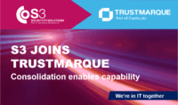 S3 and Trustmarque merge banner