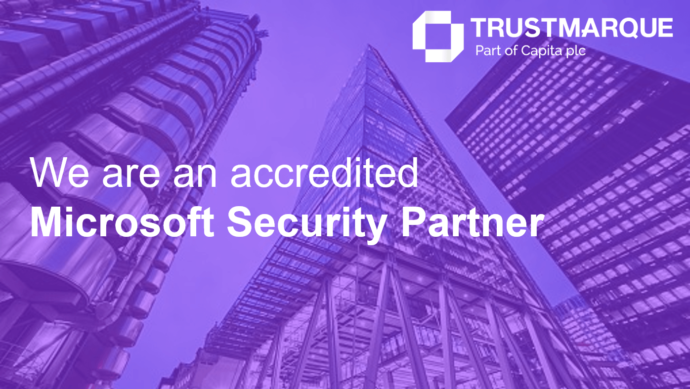 We are a Microsoft Security Partner