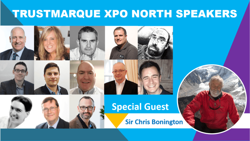 XPO North Speakers Confirmed