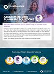 Assessment and Planning Solutions