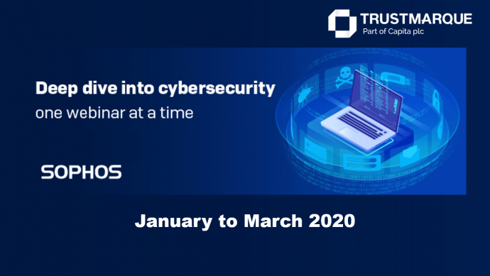 Deep dive into cybersecurity with Sophos cybersecurity webinars