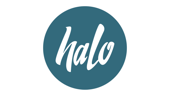 Halo Post logo