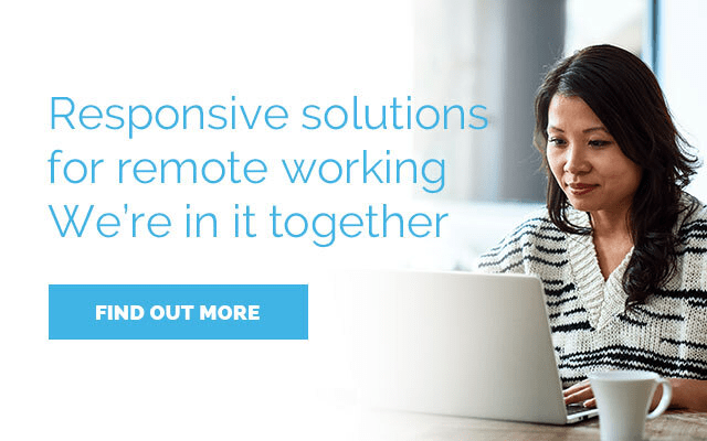 Tactical Remote Working Solutions Mobile homepage banner