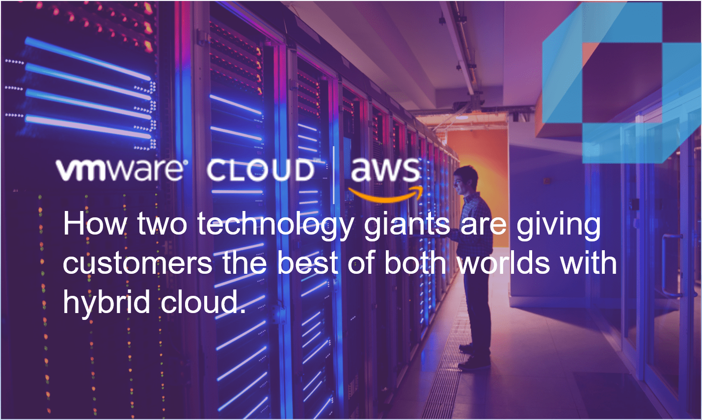 About VMware Cloud on AWS
