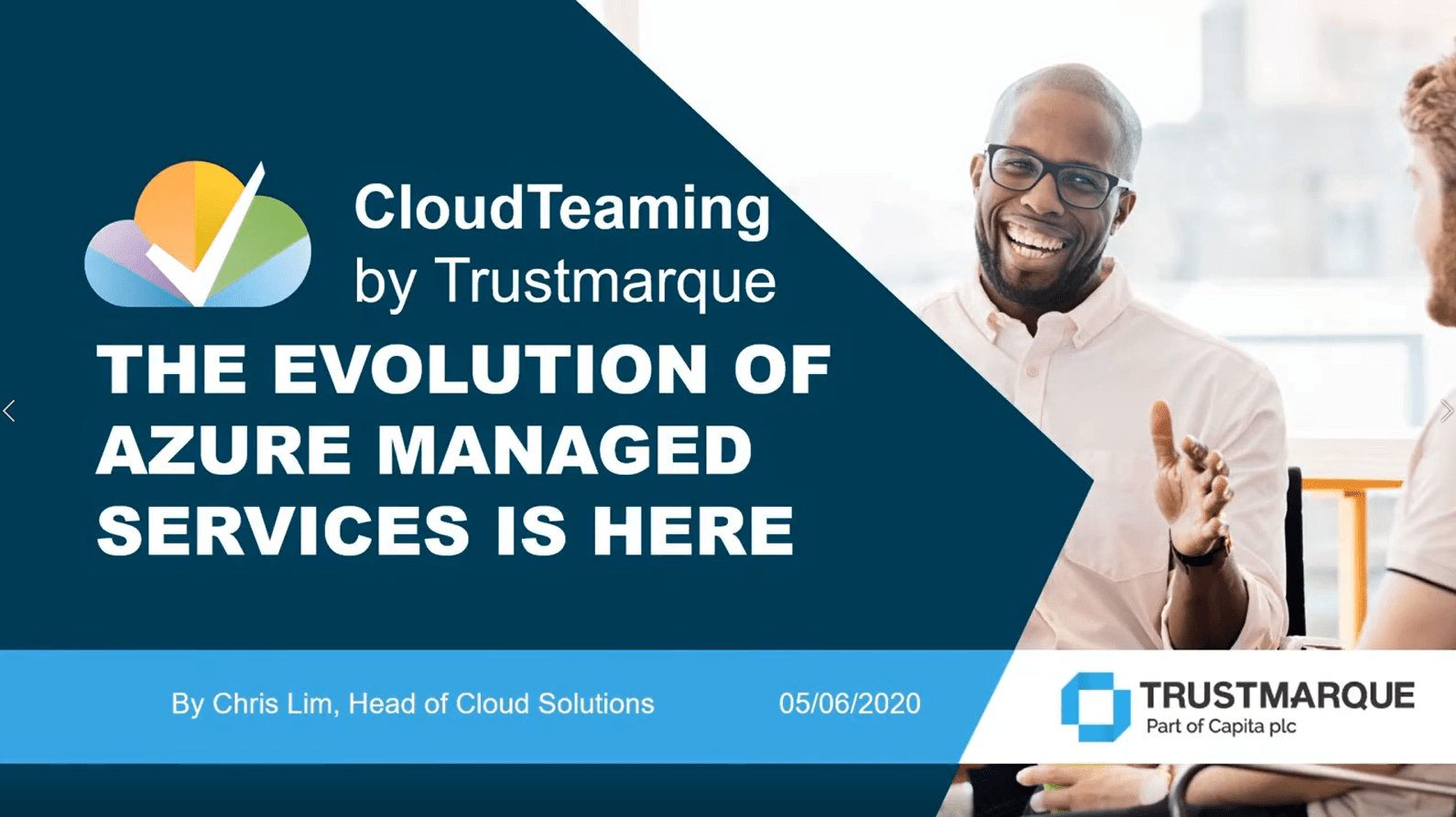 CloudTeaming by Trustmarque