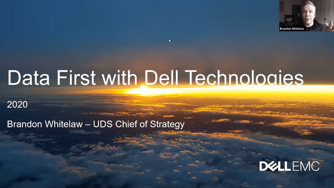 Data First with Dell Technologies