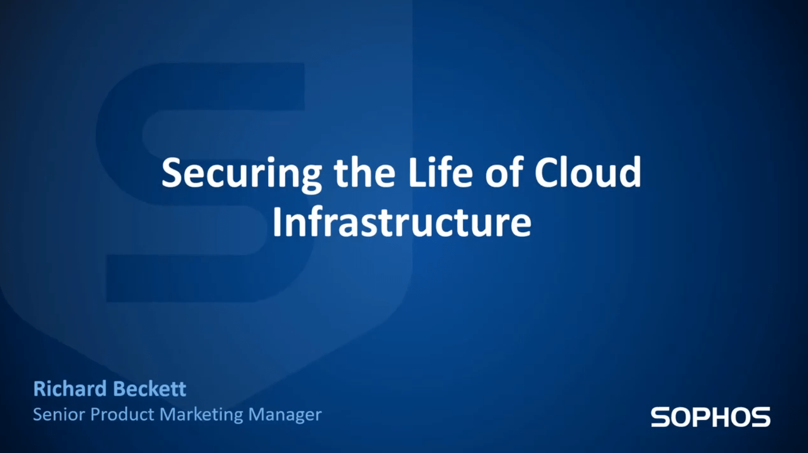 Securing the life of Cloud Infrastructure