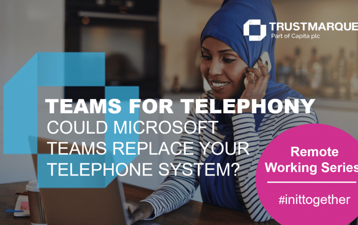 Teams for Telephony