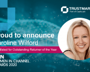 Caroline Wilford shortlisted for CRN Women in Channel