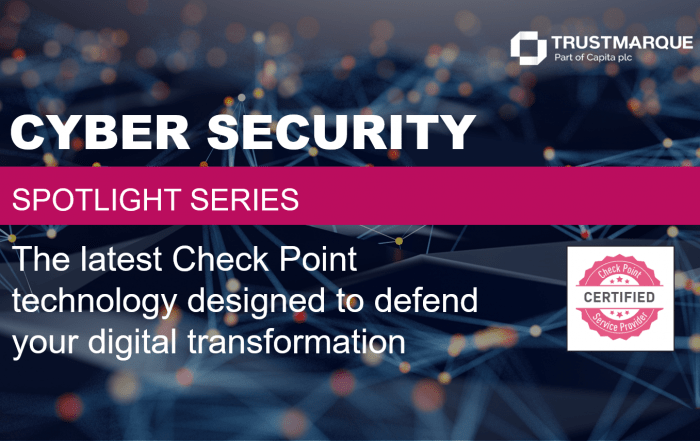 Cyber Security with Check Point