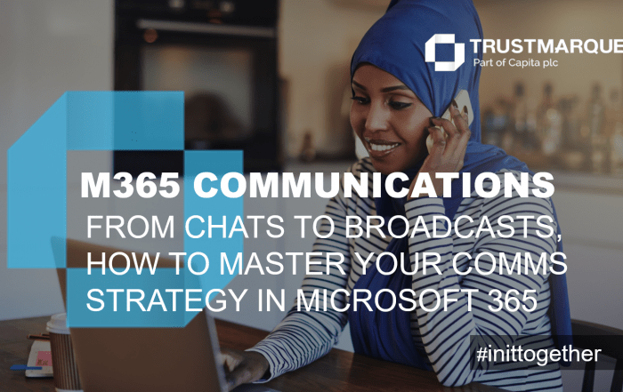 M365 Comms strategy
