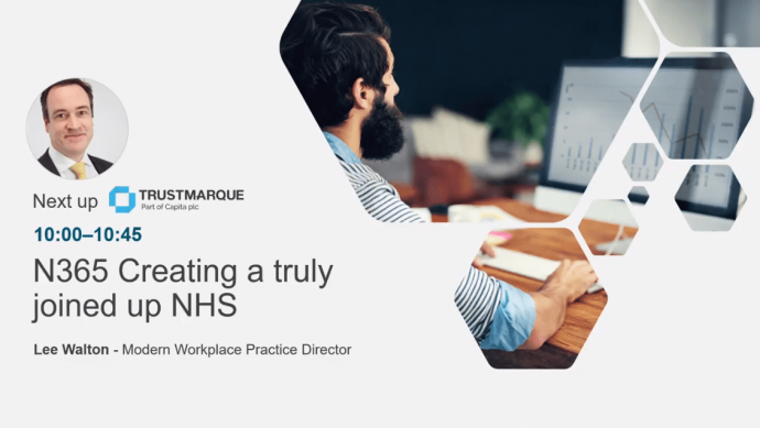 N365 Creating a truly joined up NHS