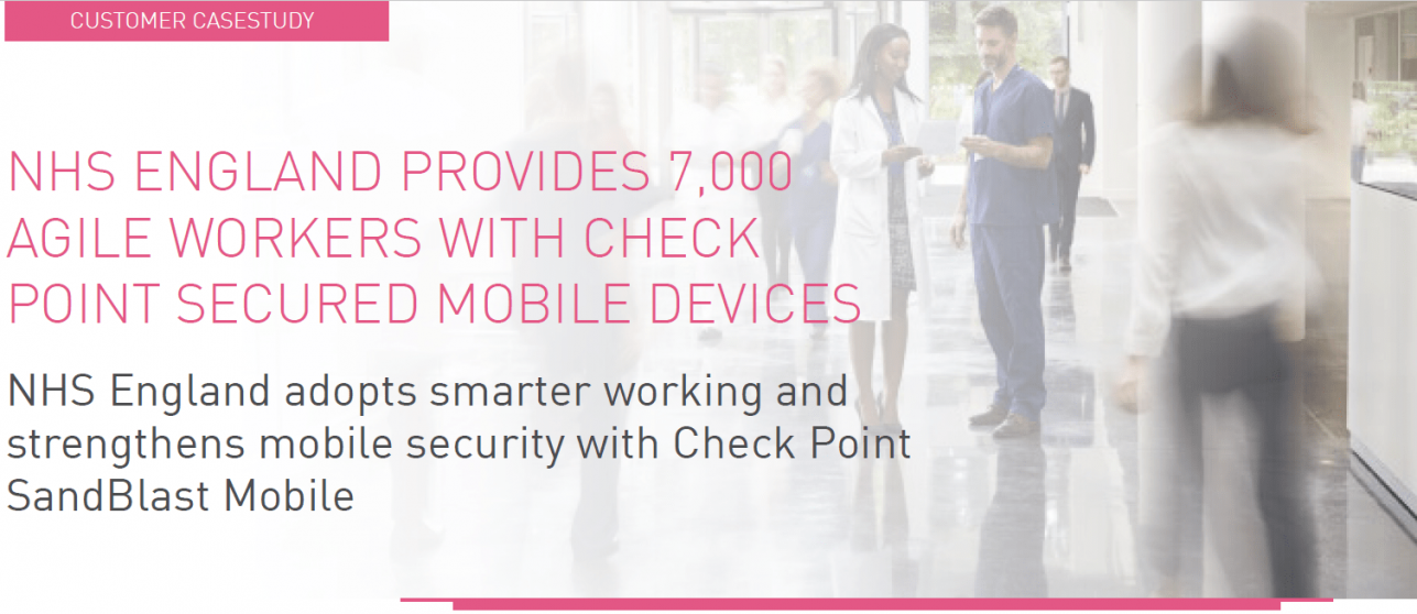 Check Point case study