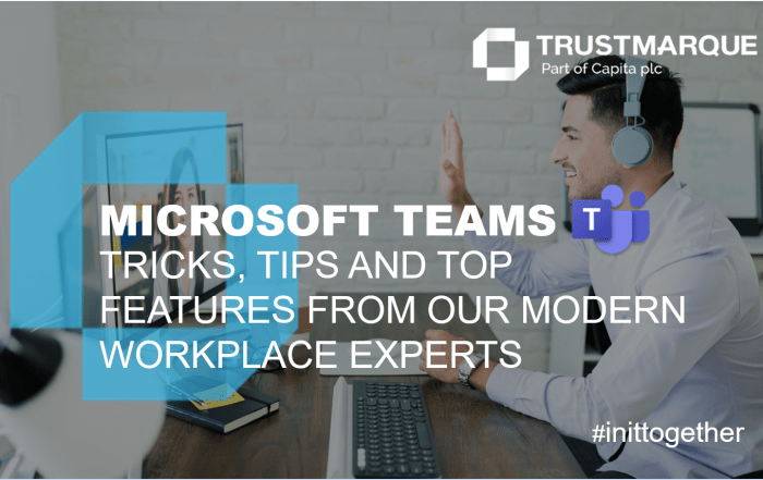 Microsoft Teams tricks and tips blog