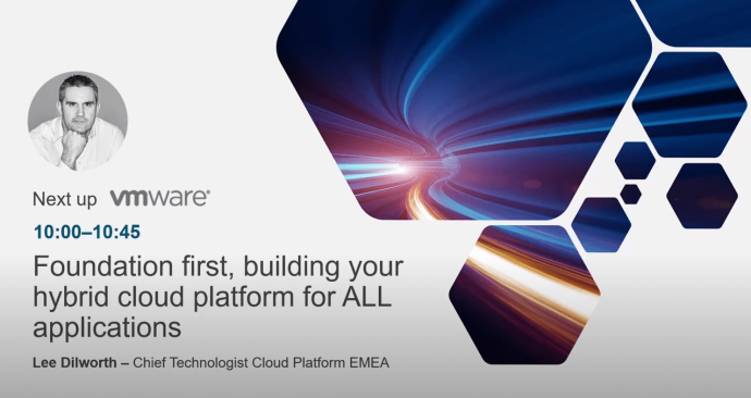 foundation first, building your hybrid cloud platform for ALL applications