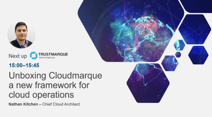 Unboxing Cloudmarque a new framework for cloud operations