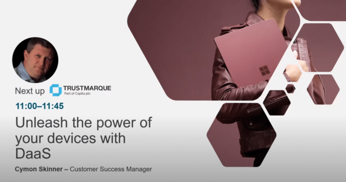Unleash the power of your devices with DaaS