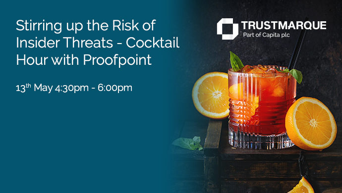 Stirring up the Risk of Insider Threats - Cocktail Hour with Proofpoint
