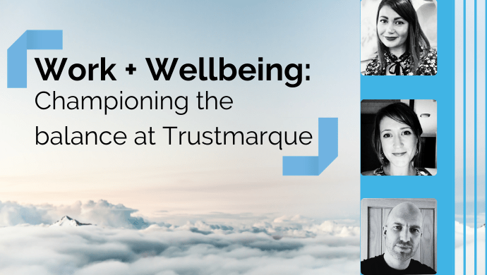 Work and Wellbeing champions