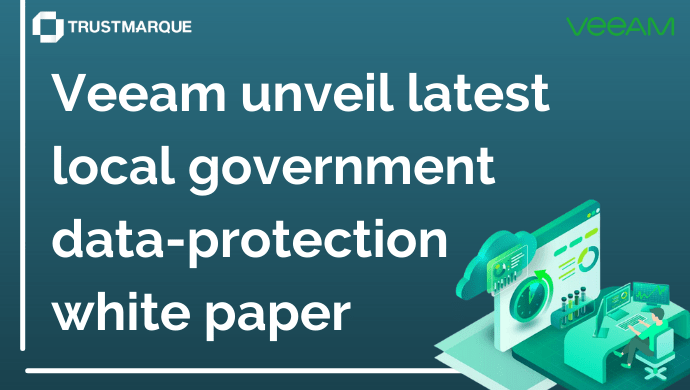 Veeam unveil latest local government data-protection white paper