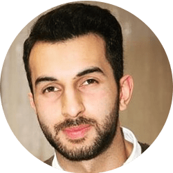 Humza Ismaiel , SASE Security Architect for Check Point